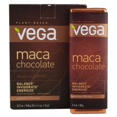 Vega Maca Chocolate Bar -- 24 Bars