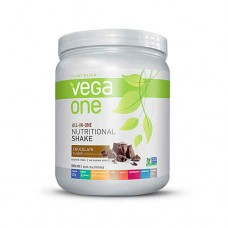 Vega One Plant-Based All-in-One Nutritional Powder Chocolate -- 16 oz