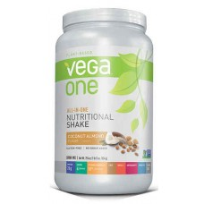 Vega One Plant-Based All-in-One Nutritional Powder Coconut Almond -- 30 oz