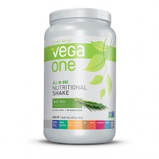 Vega One Plant-Based All-in-One Nutritional Powder Natural -- 30.4 oz