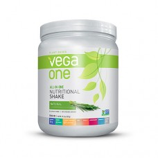 Vega One Plant-Based All-in-One Nutritional Powder Natural -- 15.2 oz