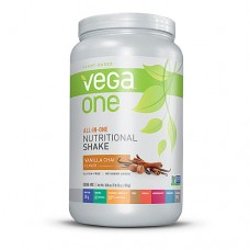 Vega One Plant-Based All-in-One Nutritional Powder Vanilla Chai -- 30.8 oz