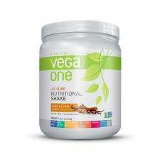 Vega One Plant-Based All-in-One Nutritional Powder Vanilla Chai -- 15.4 oz