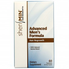 Bio-Tech Shen Min Advanced Hair Nutrient for Men - 60 Tablets