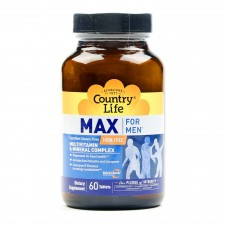 Country Life Max For Men - 60 Tablets