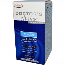 Enzymatic Therapy Doctors Choice for 50-Plus Men - 120 Tablets