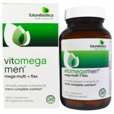 Futurebiotics Vitomega Men - 90 Tablets