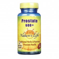 Nature's Life Prostate 600+ - 50 Vcapsules